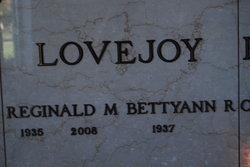 Reginald M. Lovejoy