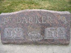 Estella Doris <I>Sneed</I> Barker