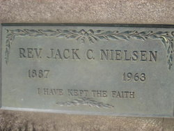 Rev Jack C. Nielsen