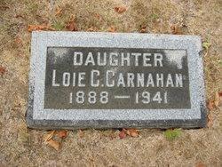 Loie C. Carnahan