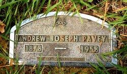 Andrew Joseph Pavey
