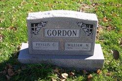 William M Gordon