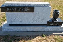 "Robert Stanley ""Bob"" Potter"