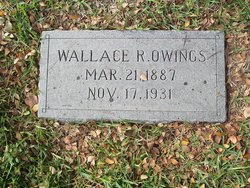 Wallace Richard Owings