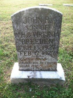 John R. Breeden