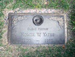 Homer William Yates