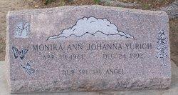 Monika Ann Johanna Yurich