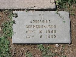 Josephine <I>Luthringer</I> Germeshausen