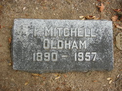 Frank Mitchell Oldham, Sr
