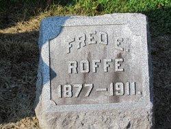 Fred E Roffe
