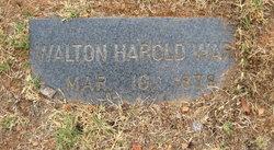 Walton Harold Ward