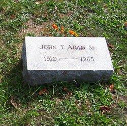 John T. Adam, Sr