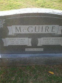 Gracie <I>Gardner</I> McGuire