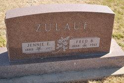 Fred B Zulauf