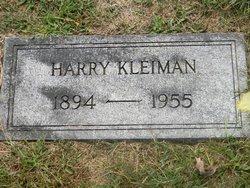 Harry Kleiman