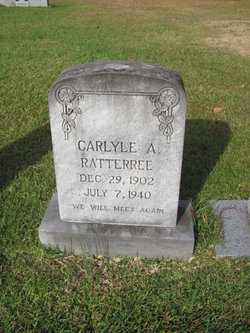 Carlyle A. Ratterree