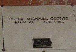 Peter Michael George
