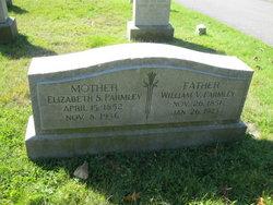 Elizabeth <I>Stahl</I> Parmley