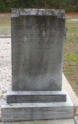 Arthur H. Savage