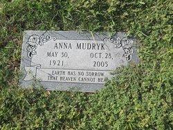 Anna Mudryk