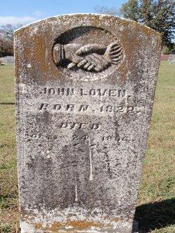 John Loven