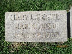 Mary Louisa Gerwig