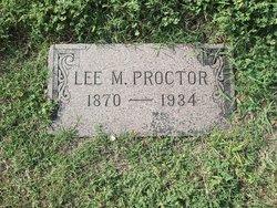 Lee M Proctor