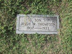 Jessie W Thompson