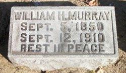 William H Murray