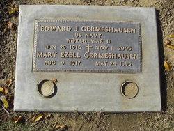 "Edward Joseph ""Bud"" Germeshausen"