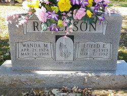 Loyed Elmer Roberson