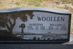 William C Woollen