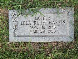 Lela Ruth Harris