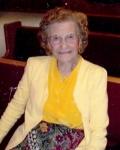 Margaret E <I>Krieg</I> Herzberg