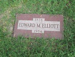 Edward M Elliott