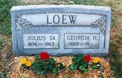 Julius Loew, Sr