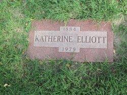 Katherine Elliott