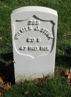 Pvt Wilmer J. Stirk