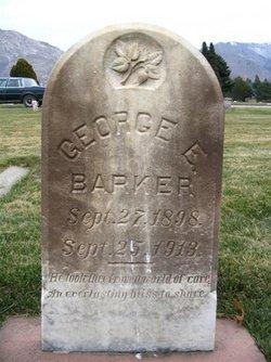 George E Barker