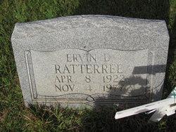 Ervin D. Ratterree