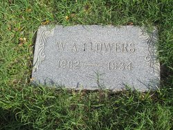 Walter Alexander Flowers
