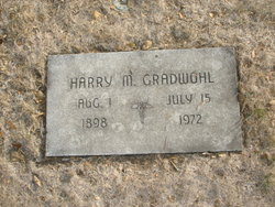 Harry M Gradwohl