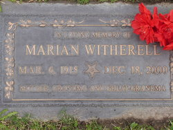 Marian Witherell