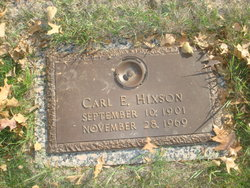 Carl B Hixson