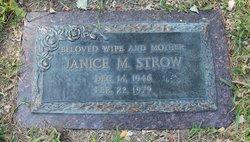 Janice Marie <I>Kreusel</I> Strow