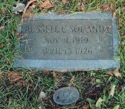 Russell C Squanda