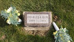 Charles A Olin