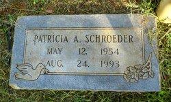 Patricia Ann <I>Ingalls</I> Schroeder