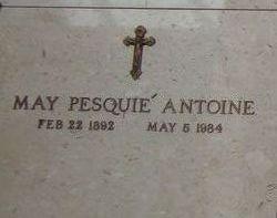 May <I>Pesquie</I> Antoine
