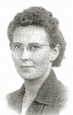 Margaret Irene <I>Becker</I> Ditter